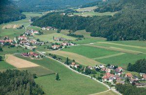 Luftbild Leska