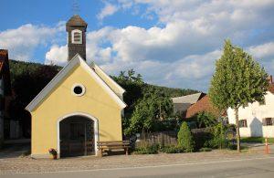 Kapelle Leska-Dorf