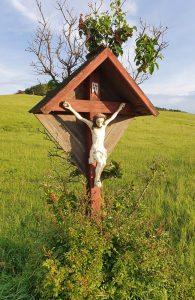 Kreuz in Leska