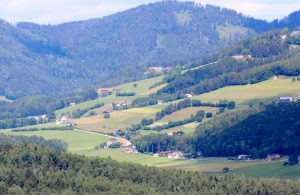 Blick in Richtung Haselbach