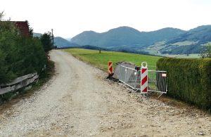 Glasfaserausbau & Straßensanierung