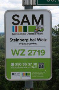 SAM - Sammeltaxi Oststeiermark